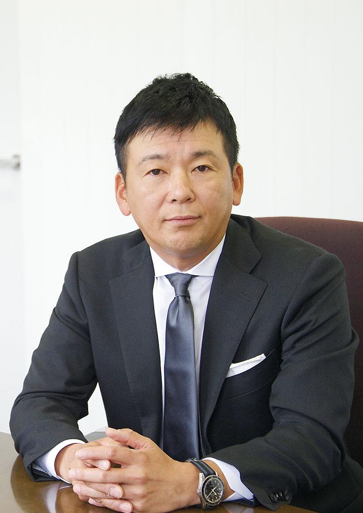 ⽇出電機 代表取締役社長 渡邉 浩司